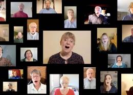 Master Singers Milwaukee Th Road Home virtual choir performance